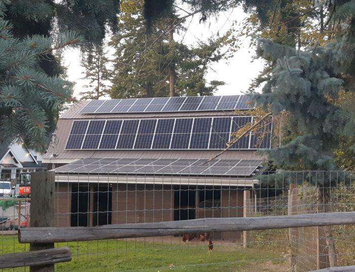15 4 Kw Installed In Kelowna Rizon Solar